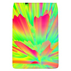 Screen Random Images Shadow Green Yellow Rainbow Light Flap Covers (s)  by Mariart