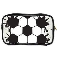Soccer Camp Splat Ball Sport Toiletries Bags 2 Side by Mariart