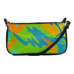 Skatepark Seaworld Fish Shoulder Clutch Bags by Mariart