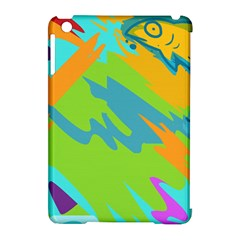 Skatepark Seaworld Fish Apple Ipad Mini Hardshell Case (compatible With Smart Cover) by Mariart