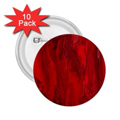Stone Red Volcano 2 25  Buttons (10 Pack)  by Mariart