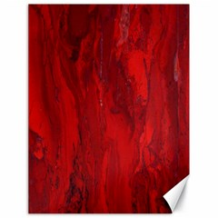 Stone Red Volcano Canvas 18  X 24   by Mariart