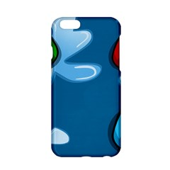 Water Balloon Blue Red Green Yellow Spot Apple Iphone 6/6s Hardshell Case by Mariart