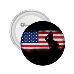 Honor Our Heroes On Memorial Day 2 25  Buttons by Catifornia
