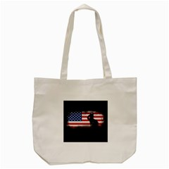 Honor Our Heroes On Memorial Day Tote Bag (cream) by Catifornia