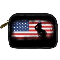 Honor Our Heroes On Memorial Day Digital Camera Cases by Catifornia