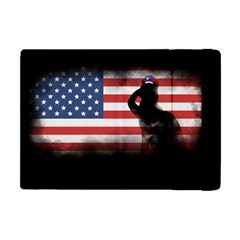 Honor Our Heroes On Memorial Day Apple Ipad Mini Flip Case by Catifornia