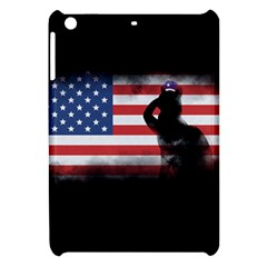 Honor Our Heroes On Memorial Day Apple Ipad Mini Hardshell Case by Catifornia