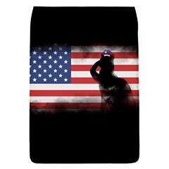 Honor Our Heroes On Memorial Day Flap Covers (l)  by Catifornia