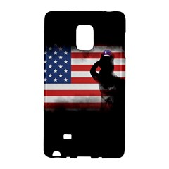 Honor Our Heroes On Memorial Day Galaxy Note Edge by Catifornia