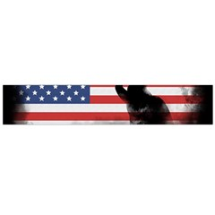 Honor Our Heroes On Memorial Day Flano Scarf (large) by Catifornia