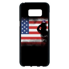Honor Our Heroes On Memorial Day Samsung Galaxy S8 Plus Black Seamless Case by Catifornia