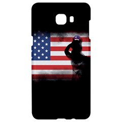 Honor Our Heroes On Memorial Day Samsung C9 Pro Hardshell Case  by Catifornia