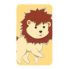 Happy Cartoon Baby Lion Memory Card Reader by Catifornia