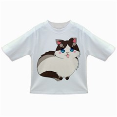 Ragdoll Cat For Life Infant/toddler T Shirts by Catifornia
