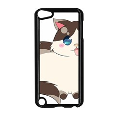 Ragdoll Cat For Life Apple Ipod Touch 5 Case (black) by Catifornia