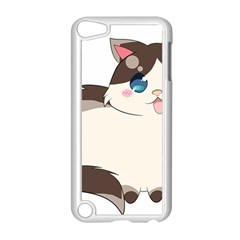 Ragdoll Cat For Life Apple Ipod Touch 5 Case (white) by Catifornia