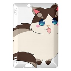 Ragdoll Cat For Life Kindle Fire Hdx Hardshell Case by Catifornia