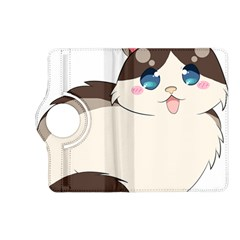 Ragdoll Cat For Life Kindle Fire Hd (2013) Flip 360 Case by Catifornia