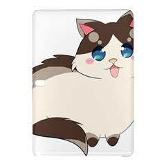 Ragdoll Cat For Life Samsung Galaxy Tab Pro 10 1 Hardshell Case by Catifornia