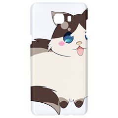 Ragdoll Cat For Life Samsung C9 Pro Hardshell Case  by Catifornia