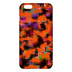 Orange Texture            Iphone 6/6s Tpu Case by LalyLauraFLM