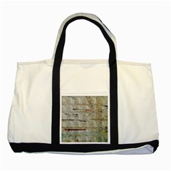 Dirty Canvas                    Two Tone Tote Bag by LalyLauraFLM