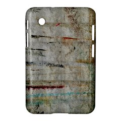 Dirty Canvas              Apple Iphone 5c Hardshell Case by LalyLauraFLM