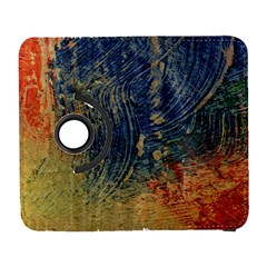 3 Colors Paint              Samsung Galaxy Note Ii Flip 360 Case by LalyLauraFLM