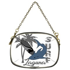Surf   Laguna Chain Purses (two Sides)  by Valentinaart