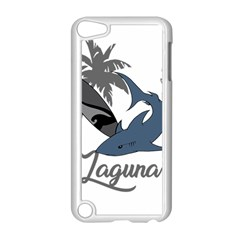Surf   Laguna Apple Ipod Touch 5 Case (white) by Valentinaart