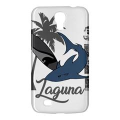Surf   Laguna Samsung Galaxy Mega 6 3  I9200 Hardshell Case by Valentinaart