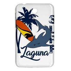 Surf   Laguna Samsung Galaxy Tab 3 (7 ) P3200 Hardshell Case  by Valentinaart
