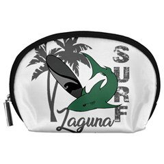 Surf   Laguna Accessory Pouches (large)  by Valentinaart