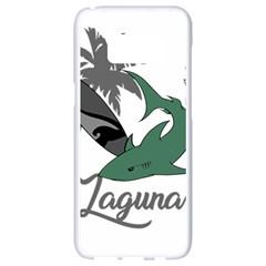 Surf   Laguna Samsung Galaxy S8 White Seamless Case