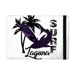 Surf   Laguna Apple Ipad Mini Flip Case by Valentinaart