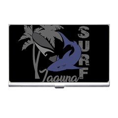 Surf   Laguna Business Card Holders by Valentinaart