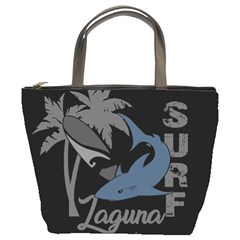 Surf   Laguna Bucket Bags by Valentinaart