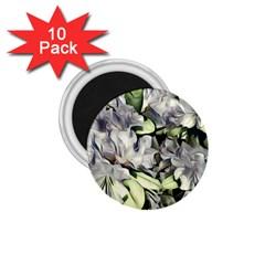 Elegant Flowers A 1 75  Magnets (10 Pack)  by MoreColorsinLife