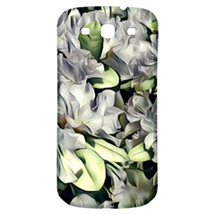Elegant Flowers A Samsung Galaxy S3 S Iii Classic Hardshell Back Case by MoreColorsinLife
