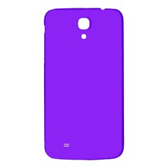 Neon Purple Solid Color  Samsung Galaxy Mega I9200 Hardshell Back Case by SimplyColor