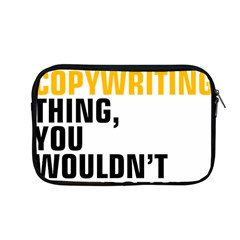 07 Copywriting Thing Copy Apple Macbook Pro 13  Zipper Case by flamingarts