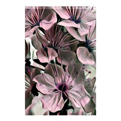 Wonderful Silky Flowers A Shower Curtain 48  X 72  (small)  by MoreColorsinLife