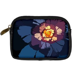 Flower Digital Camera Cases by oddzodd