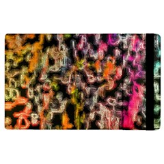 Colorful Texture               Kindle Fire (1st Gen) Flip Case by LalyLauraFLM