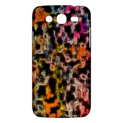 Colorful Texture               Samsung Galaxy Duos I8262 Hardshell Case by LalyLauraFLM