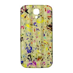 Paint strokes on a wood background              Samsung Note 2 N7100 Hardshell Back Case by LalyLauraFLM