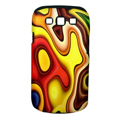 Colorful 3d Shapes               Samsung Galaxy S Ii I9100 Hardshell Case (pc+silicone) by LalyLauraFLM