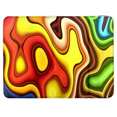 Colorful 3d Shapes               Htc One M7 Hardshell Case by LalyLauraFLM