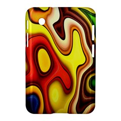 Colorful 3d Shapes               Apple Iphone 5c Hardshell Case by LalyLauraFLM